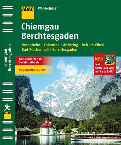Abbildung von ADAC Wanderführer Chiemgau Berchtesgaden inklusive Gratis Tour App | 2014