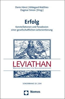 Abbildung von Hänzi / Matthies   Erfolg   1. Auflage   2014   beck-shop.de