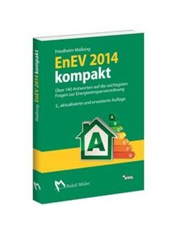 Abbildung von Maßong | EnEV 2014 kompakt | 2014