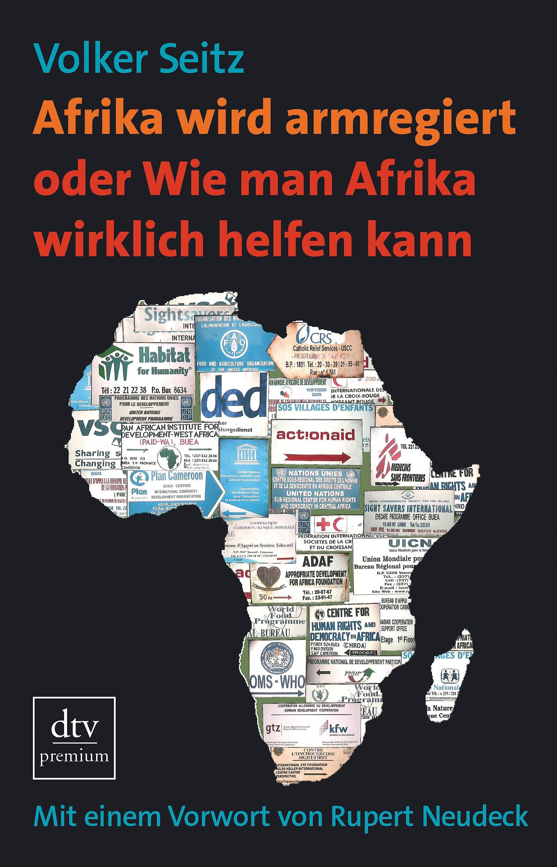 Afrika wird armregiert oder Wie man Afrika wirklich helfen kann, 2014 | Buch (Cover)