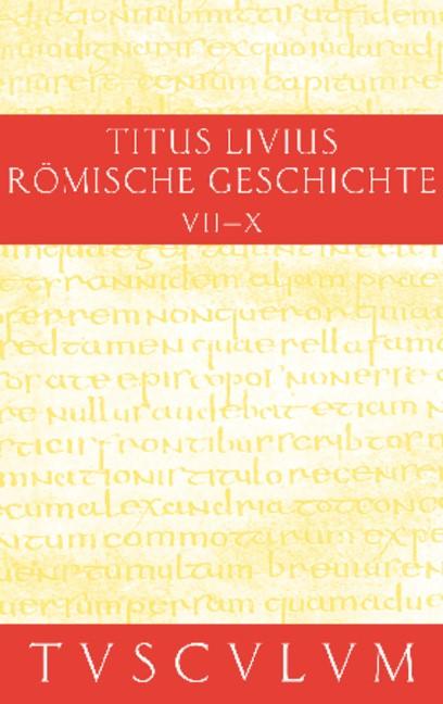 Abbildung von Livius / Hillen | Römische Geschichte III/ Ab urbe condita III | 1. Auflage | 2014