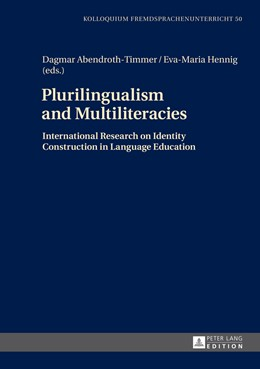 Abbildung von Hennig / Abendroth-Timmer | Plurilingualism and Multiliteracies | 2014 | International Research on Iden... | 50