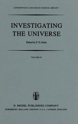 Abbildung von Kahn | Investigating the Universe | 1981 | Papers presented to Zden?k Kop... | 91