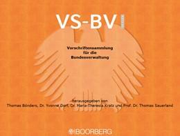 Abbildung von Bönders / Dorf / Kratz   VS-BV  ON CLICK     Vorschriftensammlung für die B...