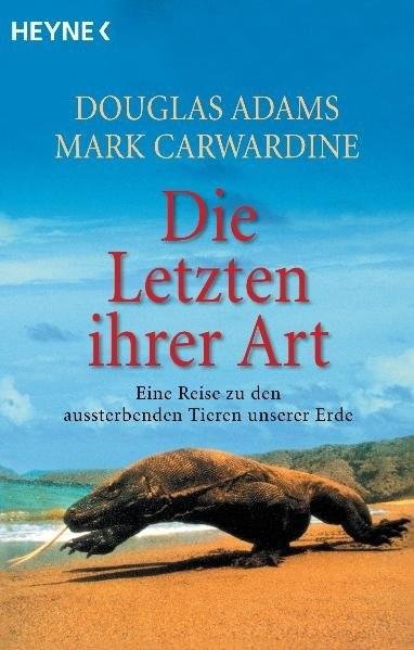 Die Letzten ihrer Art | Adams / Carwardine, 1992 | Buch (Cover)