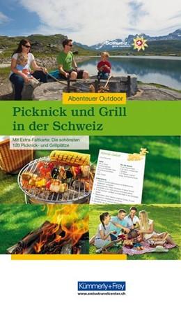 Abbildung von Maurer   Picknick und Grill in der Schweiz   1. Auflage   2014   mit Extra-Faltkarte: Die schön...