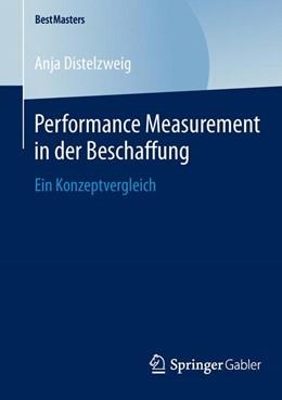 Abbildung von Distelzweig | Performance Measurement in der Beschaffung | 2014 | 2014 | Ein Konzeptvergleich