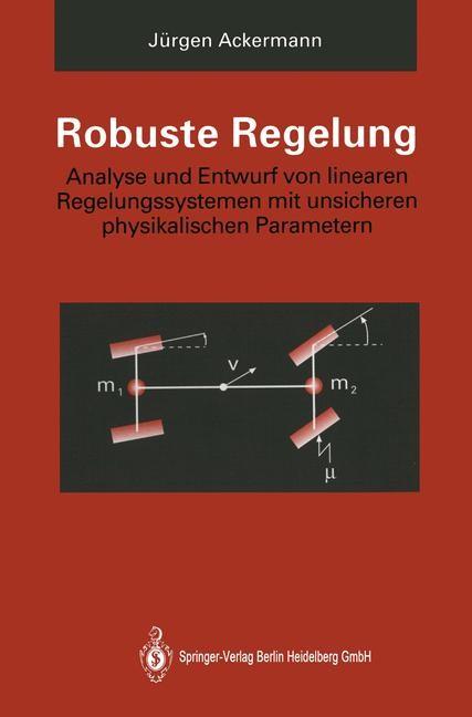Robuste Regelung | Ackermann, 2014 | Buch (Cover)