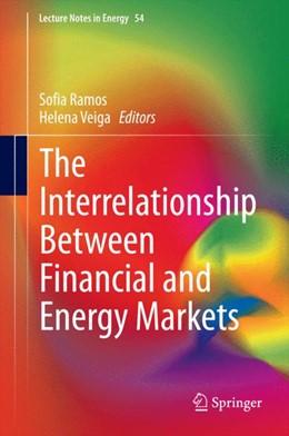 Abbildung von Ramos / Veiga | The Interrelationship Between Financial and Energy Markets | 1. Auflage | 2014 | 54 | beck-shop.de