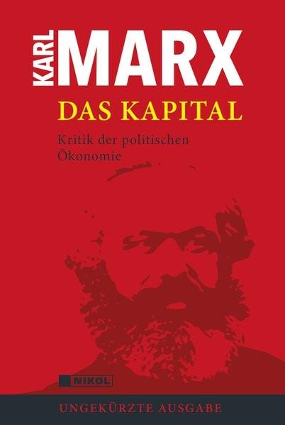 Das Kapital | Marx, 2014 | Buch (Cover)