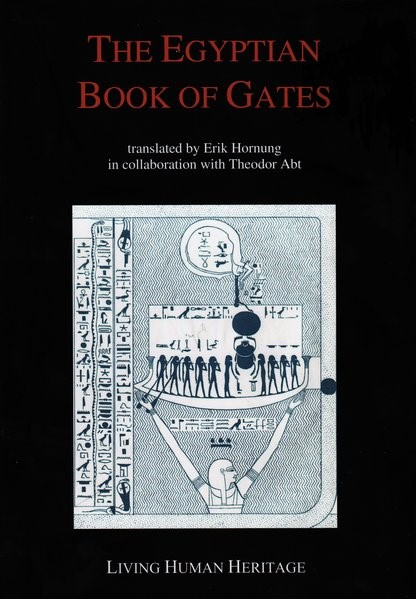 The Egyptian Book of Gates | Abt / Hornung, 2014 | Buch (Cover)