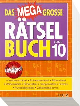 Abbildung von Das megagroße Rätselbuch Band 10 | 2014