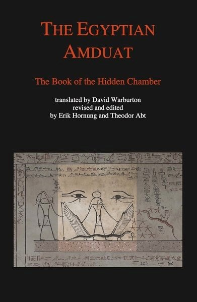 The Egyptian Amduat   Abt / Hornung   2. Auflage, 2014   Buch (Cover)