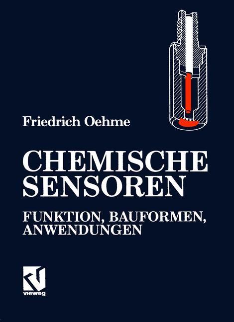 Chemische Sensoren   Oehme, 2012   Buch (Cover)
