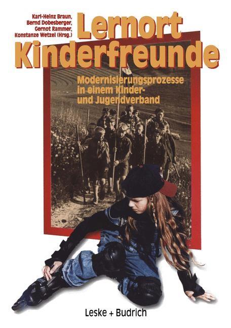 Lernort Kinderfreunde | Braun / Dobesberger / Rammer / Wetzel, 1998 | Buch (Cover)