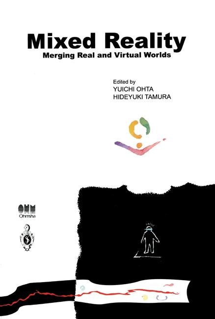 Mixed Reality | Ohta / Tamura, 2014 | Buch (Cover)