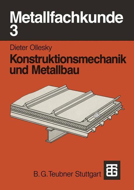 Metallfachkunde 3 | Ollesky, 1993 | Buch (Cover)
