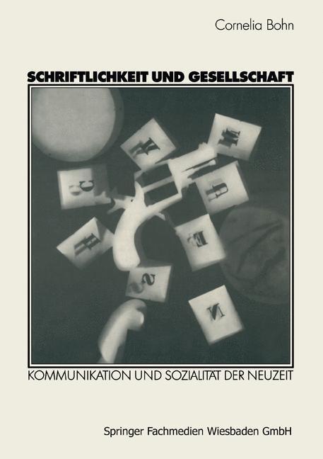 Abbildung von Bohn | Schriftlichkeit und Gesellschaft | 1999 | 1998