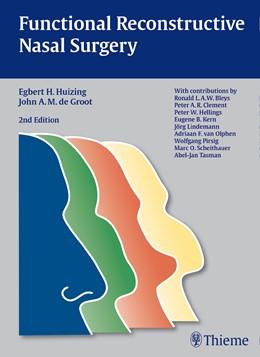 Abbildung von de Groot / Huizing | Functional Reconstructive Nasal Surgery | 2. Auflage | 2015 | beck-shop.de