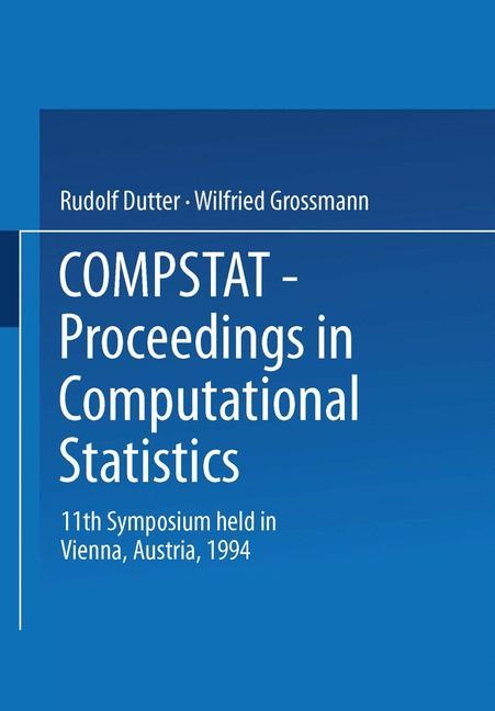Compstat   Dutter / Grossmann, 1994   Buch (Cover)