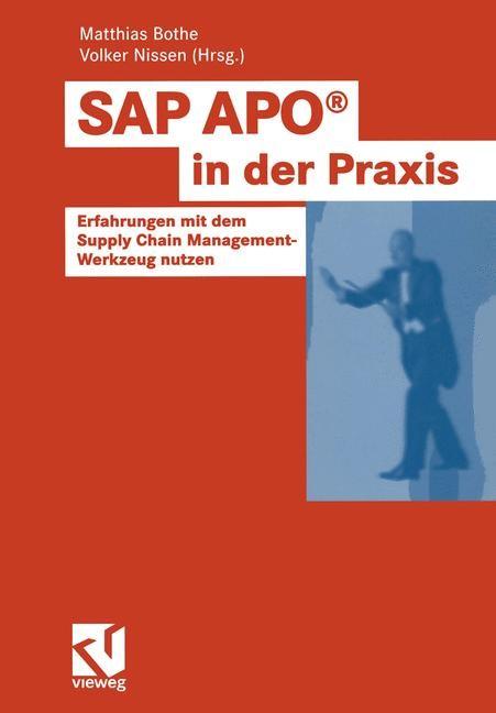 SAP APO® in der Praxis | Bothe / Nissen, 2003 | Buch (Cover)