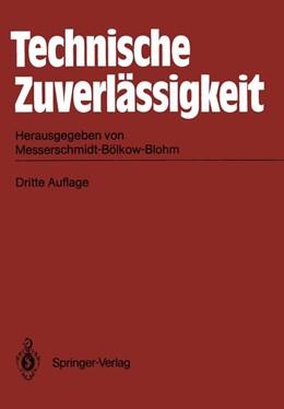 Abbildung von Messerschmitt-Bölkow-Blohm GmbH | Technische Zuverlässigkeit | 3. Auflage | 1986 | beck-shop.de