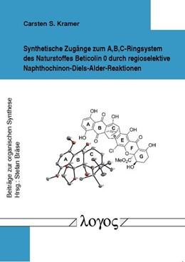 Abbildung von Kramer   Synthetische Zugänge zum A,B,C-Ringsystem des Naturstoffes Beticolin 0 durch regioselektive Naphthochinon-Diels-Alder-Reaktionen   2014   44