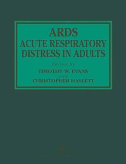 Abbildung von Evans / Haslett   ARDS Acute Respiratory Distress in Adults   1996
