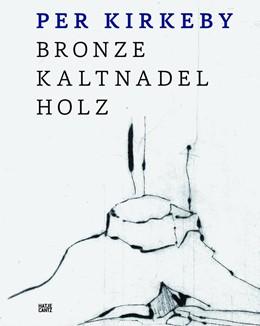 Abbildung von Per Kirkeby   2014   Bronze, Kaltnadel, Holz