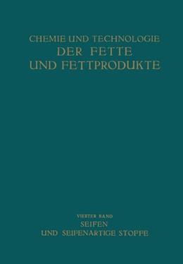 Abbildung von Schönfeld | Seifen und Seifenartige Stoffe | 1939