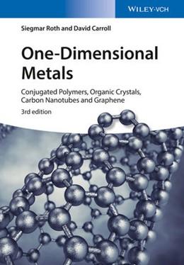 Abbildung von Roth / Carroll   One-Dimensional Metals   3. Auflage   2015   beck-shop.de