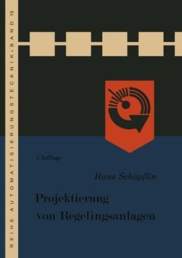 Abbildung von Schöpflin | Projektierung von Regelungsanlagen | 1967 | 15