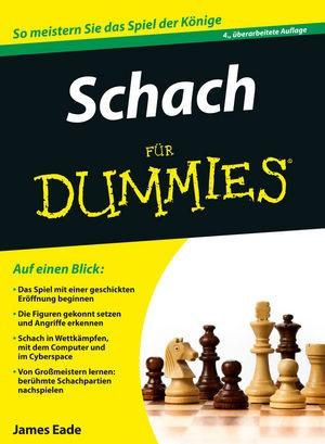 Schach für Dummies | Eade, 2014 | Buch (Cover)