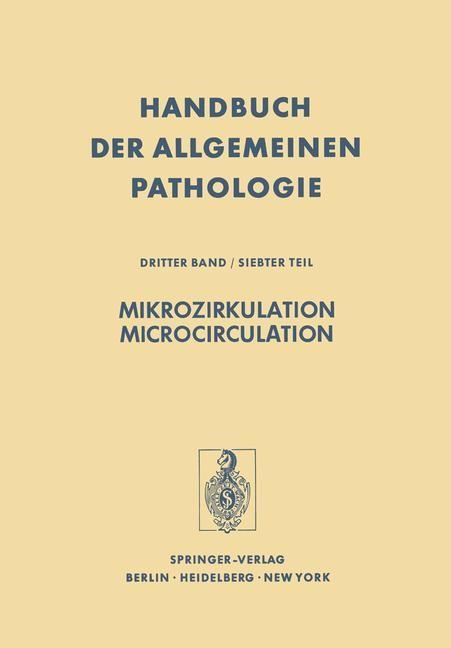 Abbildung von Boutet / Fuchs / Gaethgens | Mikrozirkulation / Microcirculation | 2011