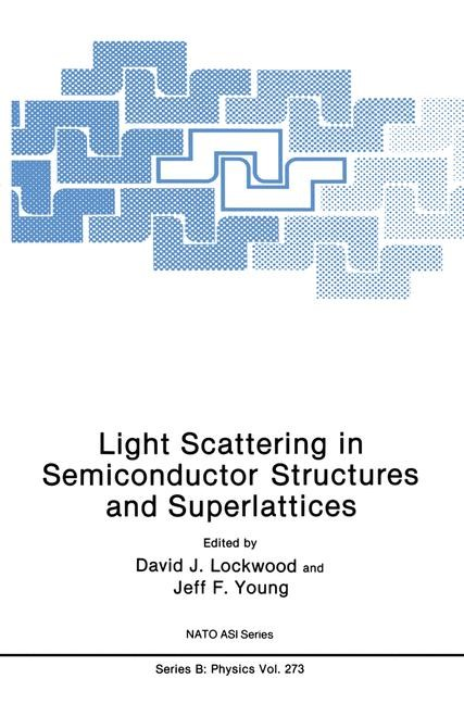 Light Scattering in Semiconductor Structures and Superlattices | Lockwood / Young, 2014 | Buch (Cover)
