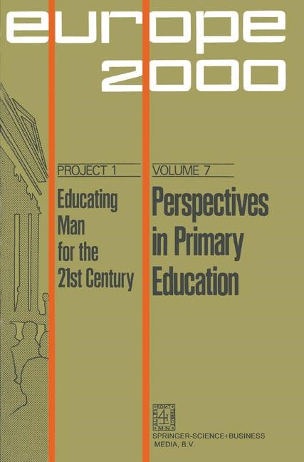 Perspectives in Primary Education | Borghi, 1973 | Buch (Cover)