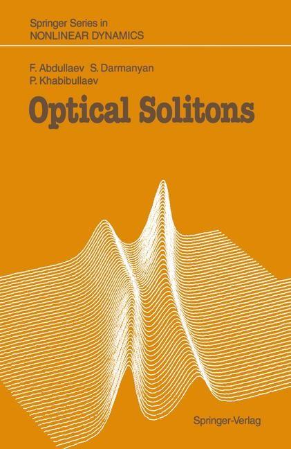 Optical Solitons | Abdullaev / Darmanyan / Khabibullaev, 2014 | Buch (Cover)