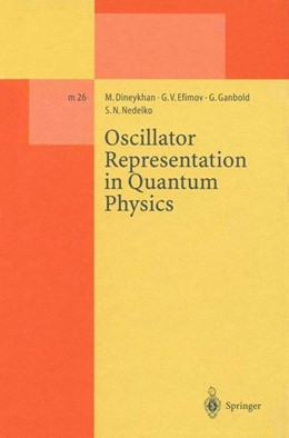 Abbildung von Dineykhan / Efimov | Oscillator Representation in Quantum Physics | 1. Auflage | 2014 | 26 | beck-shop.de