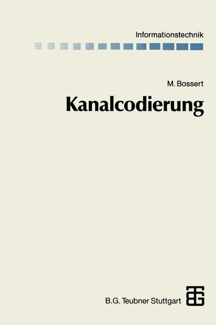 Abbildung von Bossert / Fliege   Kanalcodierung   2014