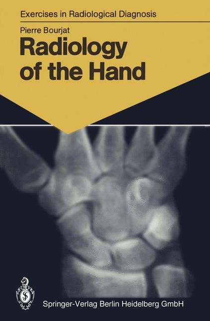 Radiology of the Hand | Bourjat, 1986 | Buch (Cover)
