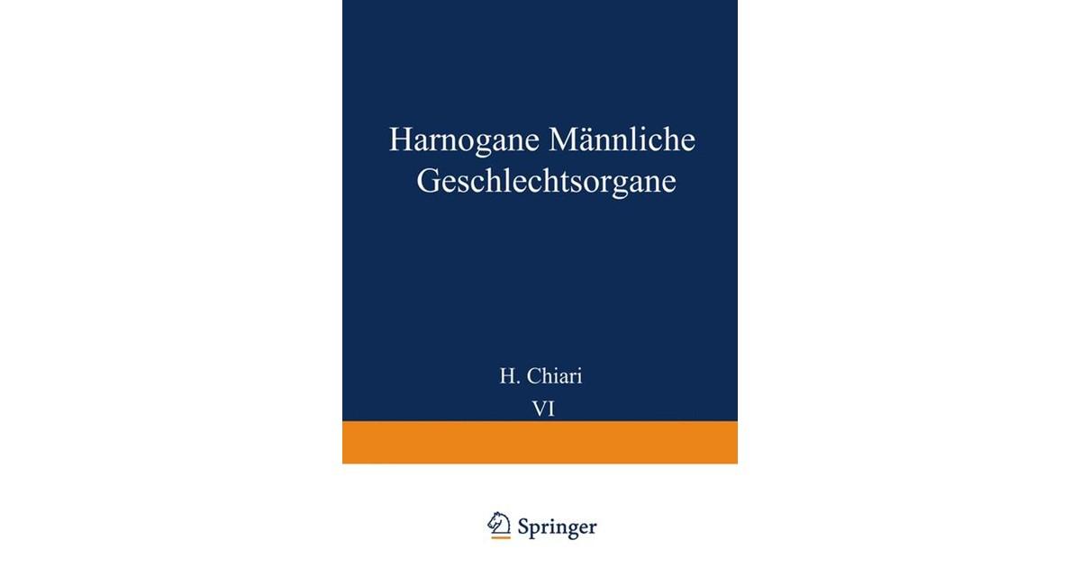Harnorgane Männliche Geschlechtsorgane | Chiari / Fahr / Gruber ...