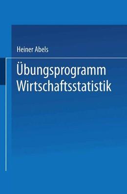 Abbildung von Abels / Degen | Übungsprogramm Wirtschaftsstatistik | 1978 | 1978 | Studienprogramm Statistik für ... | 19