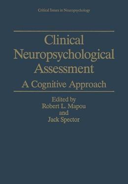 Abbildung von Mapou / Spector   Clinical Neuropsychological Assessment   2013   A Cognitive Approach
