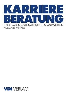Abbildung von Mell | Karriereberatung | 1995 | Leser Fragen — VDI-Nachrichten...
