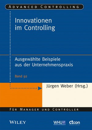 Innovationen im Controlling | Weber | Buch (Cover)