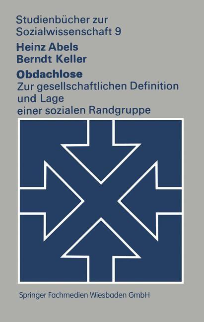 Obdachlose   Abels, 2012   Buch (Cover)