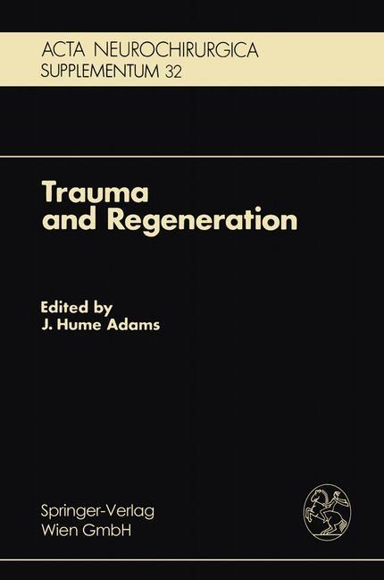 Abbildung von Adams | Trauma and Regeneration | 1983