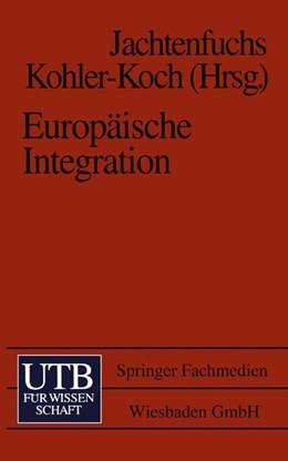Abbildung von Jachtenfuchs   Europäische Integration   1. Auflage   2014   beck-shop.de