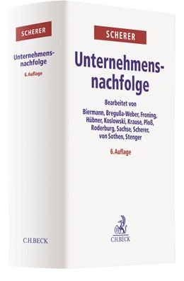 Abbildung von Scherer | Unternehmensnachfolge | 6., völlig überarbeitete Auflage | 2020