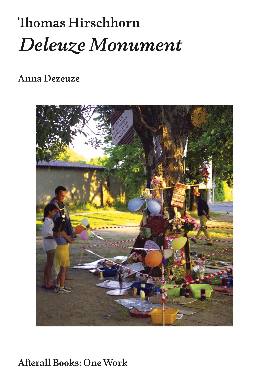 Abbildung von Dezeuze | Thomas Hirschhorn | 2014